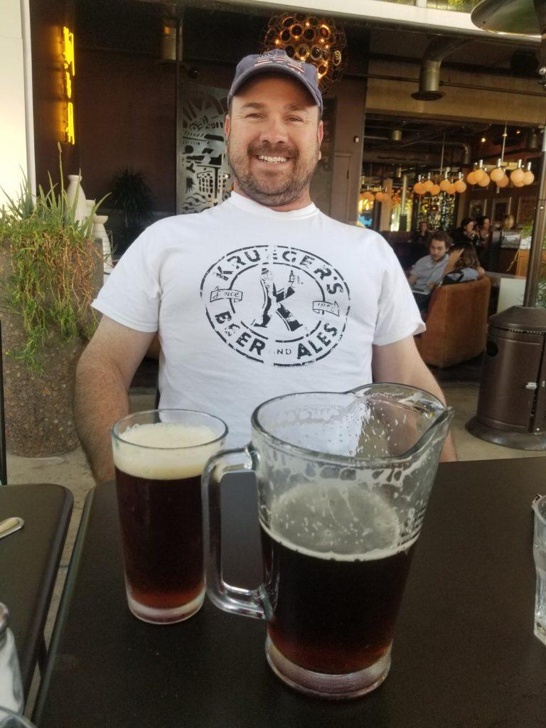 Krueger t-shirt Tee Shirt