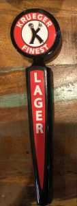 Krueger finest krueger's finest tap handle