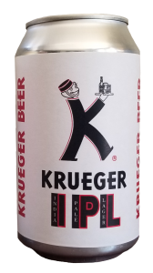 First Canned Beer IPL Krueger
