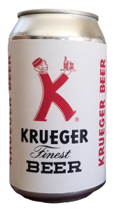 First Beer Can Krueger