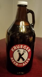 krueger beer growler