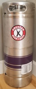 gottfried krueger brewing company beer in keg keglined