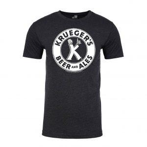 Charcoal Krueger beer shirt