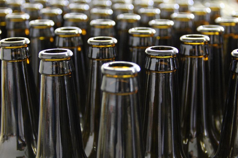 Gottfried Krueger Bottle ops