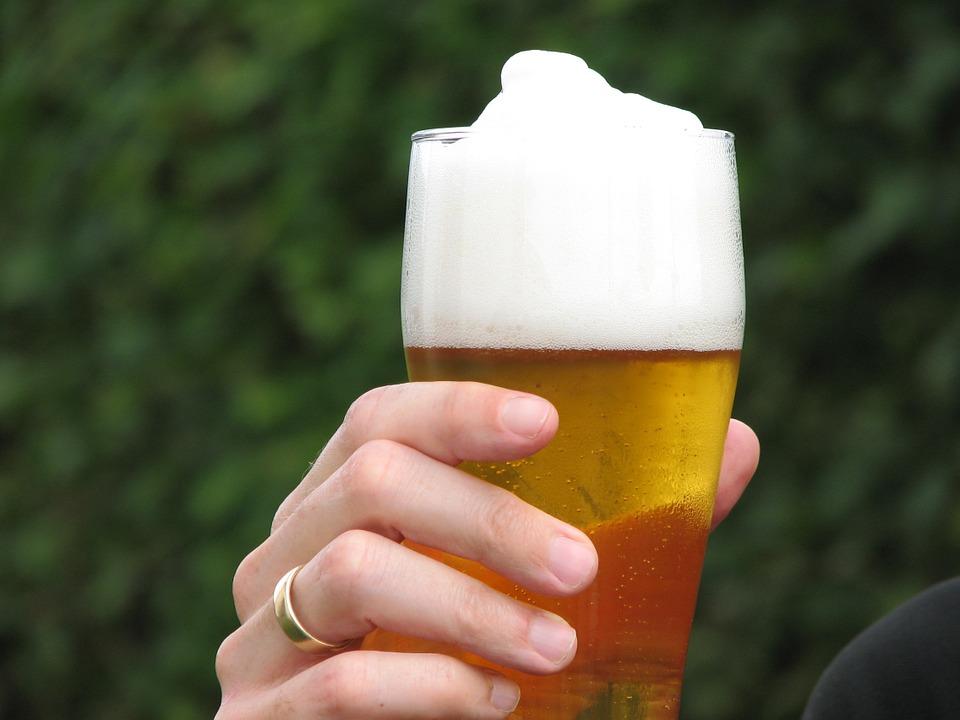Gottfried Krueger Brewing Co. Kolsch beer