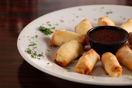 Krueger's crispy rolls